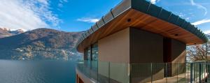 abitare una villa a Bellagio