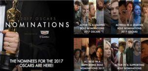 L'assegnazione degli Oscar 2017