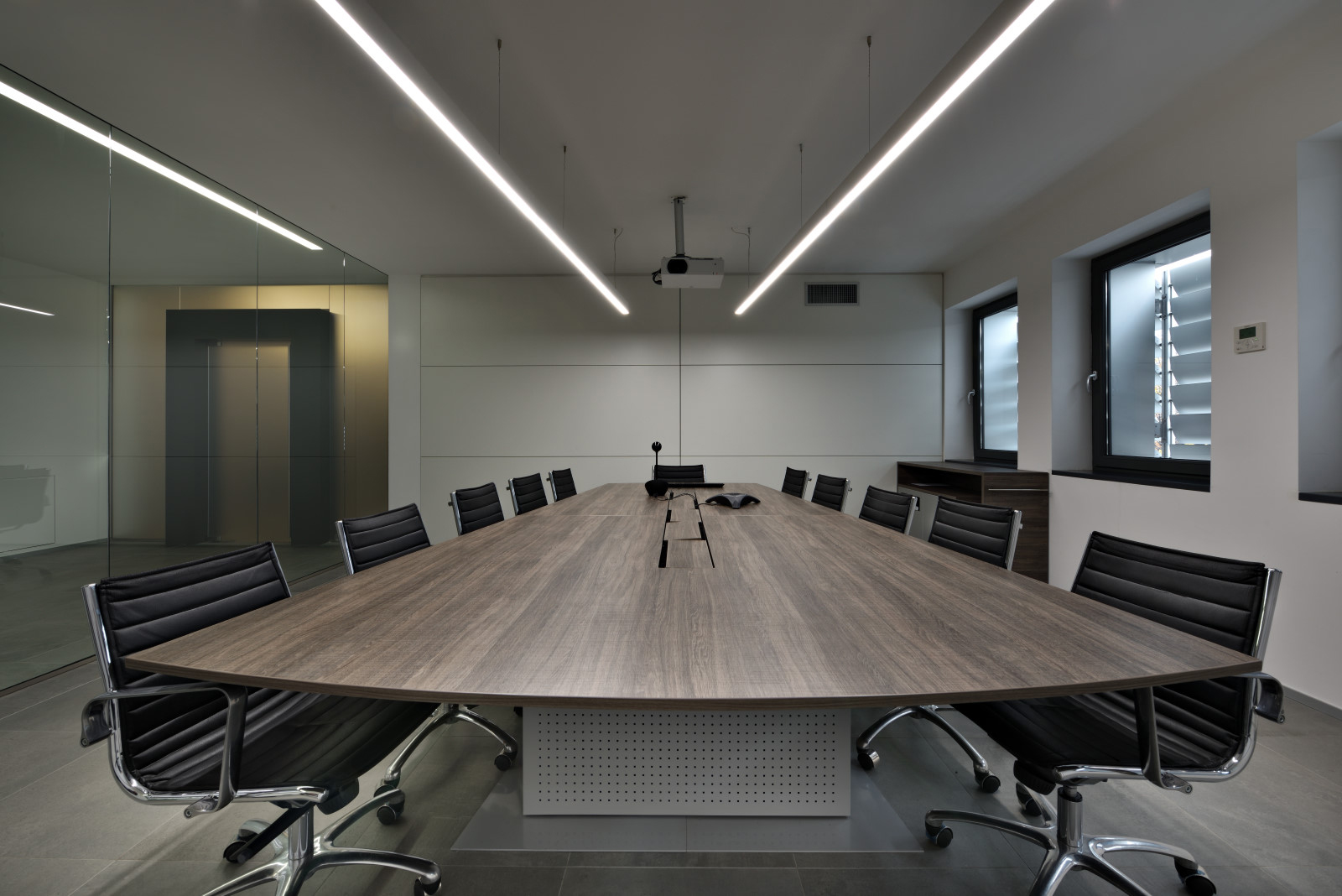 progetto ufficio torino